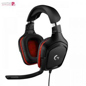 هدفون مخصوص بازی لاجیتک مدل G332 Logitech G332 Gaming Headphones - 0