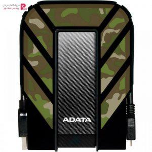 هارد اکسترنال ای دیتا مدل HD710M ظرفیت 2 ترابایت ADATA HD710M External Hard Drive - 2TB - 0