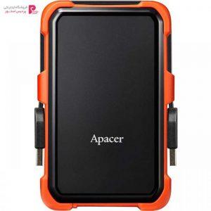 هارد اکسترنال اپیسر مدل AC630 ظرفیت 2 ترابایت Apacer AC630 External Hard Drive - 2TB - 0