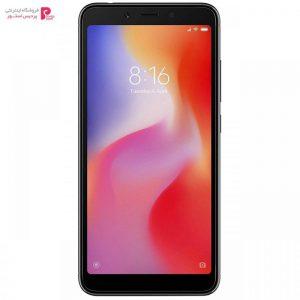 گوشی موبایل شیائومی مدل Redmi 6A دو سیم کارت ظرفیت 32 گیگابایت - با برچسب قیمت مصرف کننده - 0