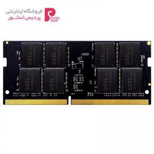 رم لپ تاپ DDR4 تک کاناله 2666 مگاهرتز CL19 گیل مدل GS44GB2666C19SC ظرفیت 4 گیگابایت - 0