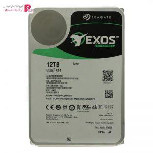 هارد دیسک اینترنال سیگیت مدل Exos ST12000NM0008 ظرفیت 12 ترابایت - 0