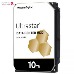 هارددیسک اینترنال وسترن دیجیتال مدل Ultrastar 0F27606 ظرفیت 10 ترابایت - 0