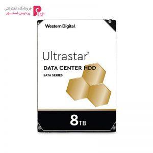 هارددیسک اینترنال وسترن دیجیتال مدل Ultrastar 0B36404 ظرفیت 8 ترابایت - 0
