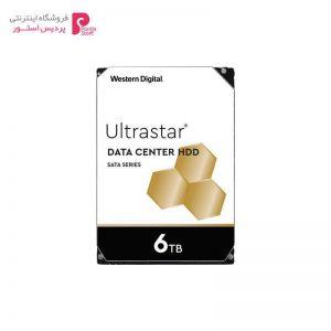 هارددیسک اینترنال وسترن دیجیتال مدل Ultrastar 0B36039 ظرفیت 6 ترابایت - 0