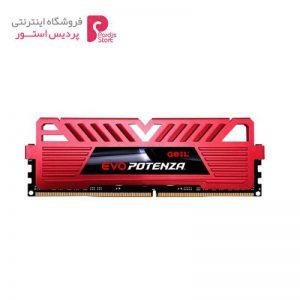 رم دسکتاپ DDR4 تک کاناله 3200 مگاهرتز CL16 گیل مدل Potenza ظرفیت 8 گیگابایت - 0