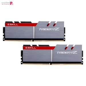 رم دسکتاپ DDR4 دو کاناله 3200 مگاهرتز CL14 جی اسکیل مدل Trident Z ظرفیت 32 گیگابایت - 0