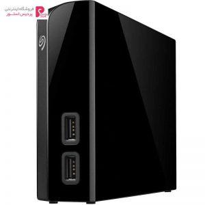 هارددیسک اکسترنال سیگیت مدل Backup Plus Hub Desktop ظرفیت 10 ترابایت - 0