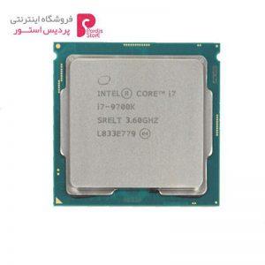 پردازنده مرکزی اینتل سری Coffee Lake مدل i7-9700K - 0