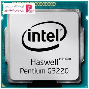 پردازنده مرکزی اینتل سری Haswell مدل Pentium G3220تری - 0