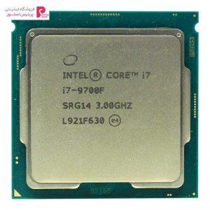 پردازنده مرکزی اینتل سری Coffee Lake مدل Core i7-9700F Tray - 0