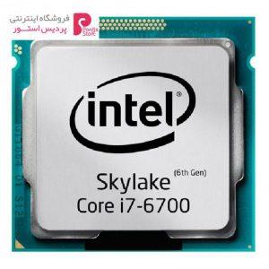 پردازنده مرکزی اینتل سری Skylake مدل Core i7-6700 تری - 0