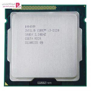 پردازنده مرکزی اینتل سری Sandy Bridge مدل Core i3-2120 Tray - 0