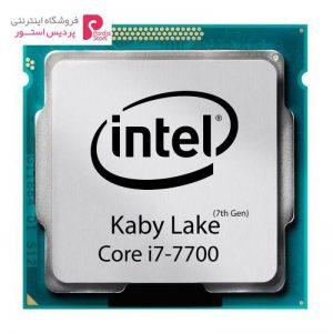 پردازنده مرکزی اینتل سری Kaby Lake مدل Core i7-7700 تری - 0