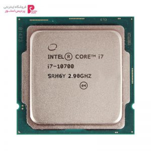پردازنده مرکزی اینتل Comet Lake Core i7-10700