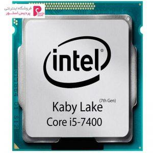 پردازنده مرکزی اینتل Kaby Lake Tray Core i5-7400