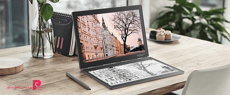 بلت لنوو مدل YogaBook C930 YB-J912Fظرفیت 256 گیگابایت
