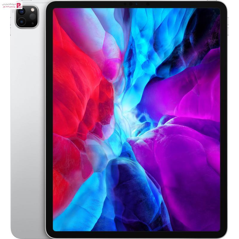 تبلت اپل iPad Pro 2020 12.9inch 4G 128GB – نقرهای