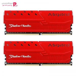 رم دسکتاپ DDR4 ازگارد SHADOW HUNTER 16GB