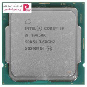 پردازنده مرکزی اینتل Comet Lake Core i9-10850k