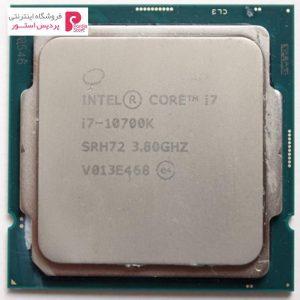 پردازنده مرکزی اینتل Comet Lake Core i7-10700k
