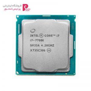 پردازنده مرکزی اینتل Kaby Lake i7-7700K Tray