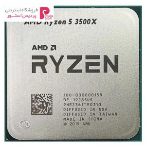 پردازنده مرکزی ای ام دی Ryzen 5 3500X