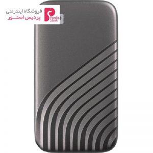 حافظه SSD اکسترنال وسترن دیجیتال My Passport 2020 Edition 2TB