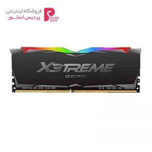 رم دسکتاپ DDR4 او سی پی سی X3 RGB Black 16GB