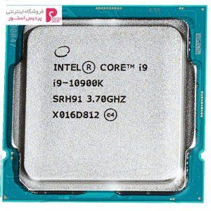 پردازنده مرکزی اینتل سری Comet lake Core i9-10900k