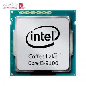 پردازنده اینتل سری Coffee Lake Core i3-9100 tray
