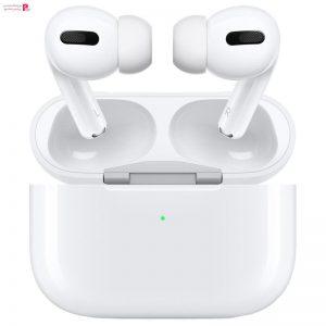 هدفون بی سیم اپل AirPods Pro همراه با محفظه شارژ