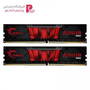 رم دسکتاپ DDR4 جی اسکیل aegis 16GB