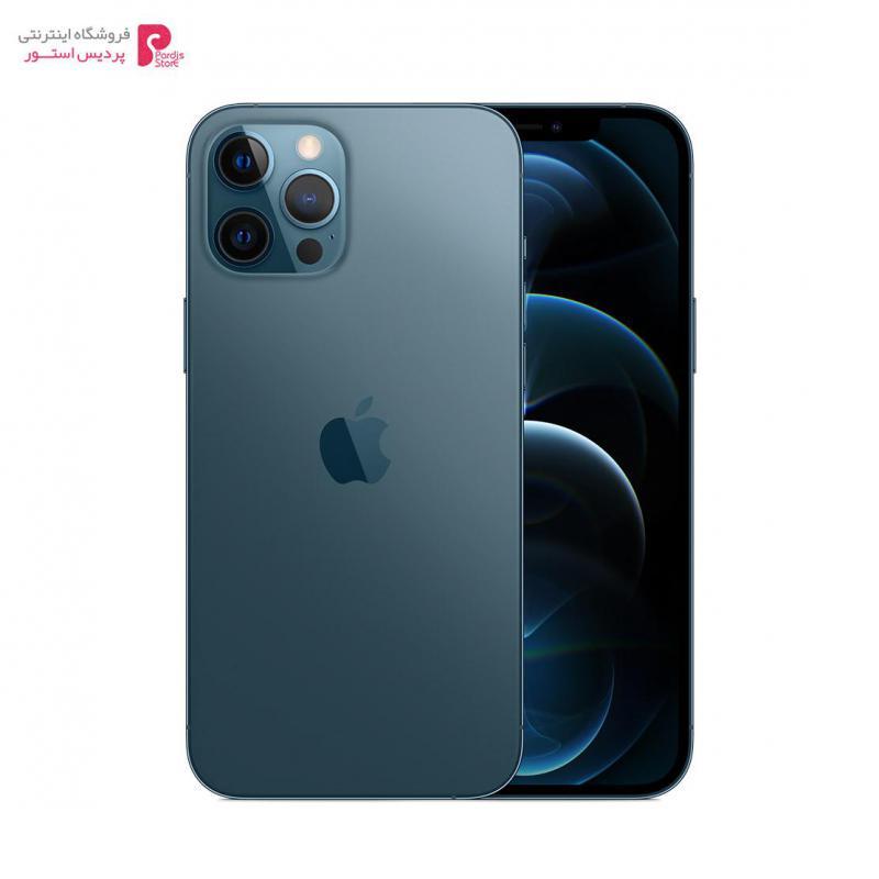 گوشی موبایل اپل iPhone 12 Pro Max 256GB – آبی