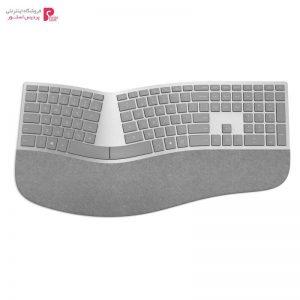 کیبورد بی سیم مایکروسافت Surface Ergonomic