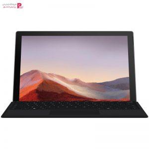 تبلت مایکروسافت Surface Pro 7 Plus-E به همراه کیبورد Black Type Cover