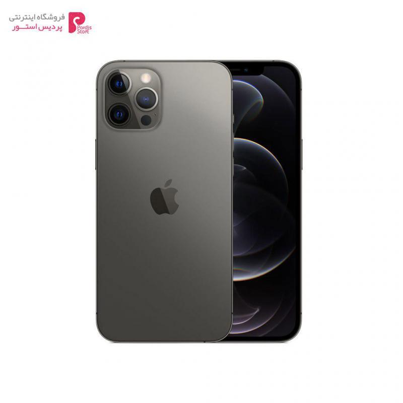 گوشی موبایل اپل iPhone 12 Pro Max 256GB – مشکی