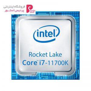 پردازنده مرکزی اینتل Rocket Lake Core i7-11700K