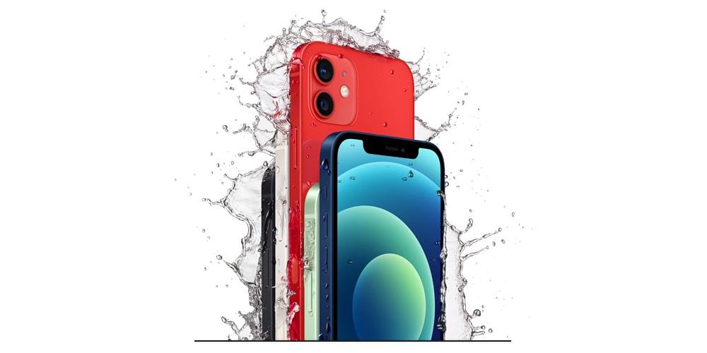 گوشی موبایل ضد آب آیفون 12
