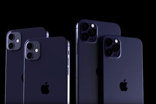 گوشی موبایل آیفون سری 12