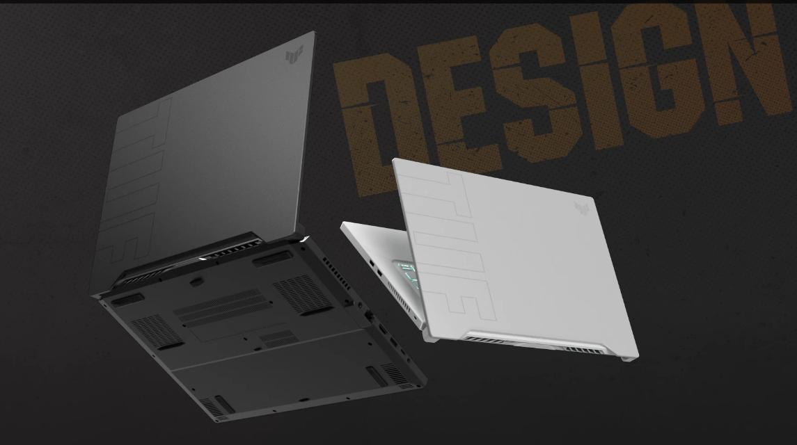 لپ تاپ گیمینگ ایسوس 2021 ASUS TUF Dash F15