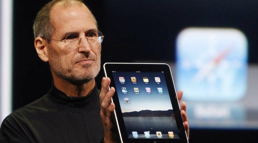 تبلت اپل 2010