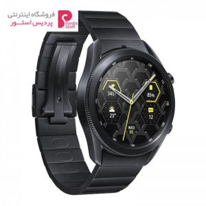 ساعت هوشمند سامسونگ Galaxy Watch3 Titanium 45mm
