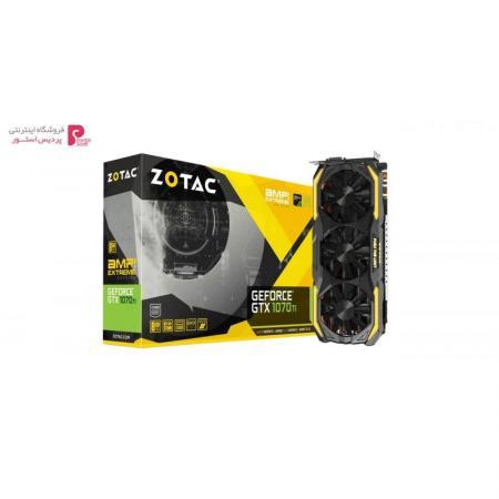 کارت گرافیک زوتک مدل GTX 1070 Ti AMP EXTREME 8GB