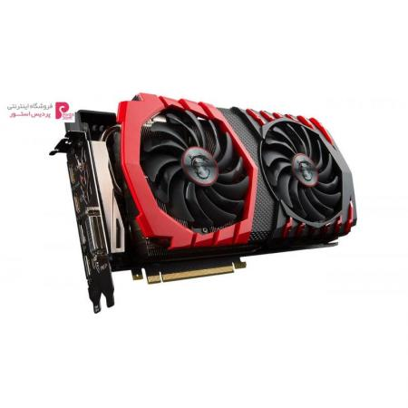 کارت گرافیک ام اس آی مدل GeForce GTX 1080 Ti GAMING X 11G - 3