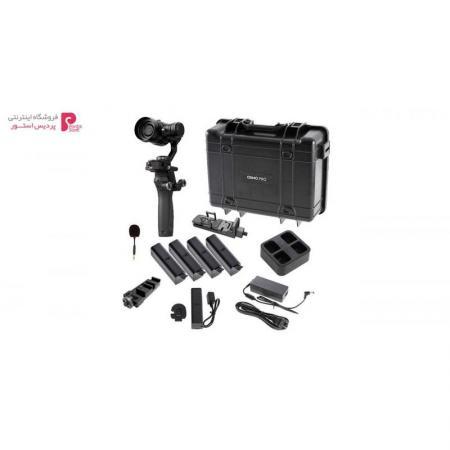 مجموعه دوربین فیلم برداری دی جی آی مدل Osmo Pro Combo - 0
