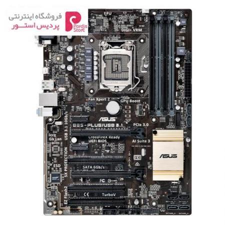 مادربرد ایسوس مدل B85-PLUS/USB 3.1 - 0