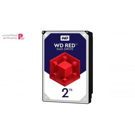 هارددیسک اینترنال وسترن دیجیتال مدل Red WD20EFRX ظرفیت 2 ترابایت - 0