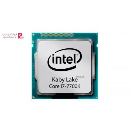 پردازنده مرکزی اینتل سری Kaby Lake مدل Core i7-7700K - 0