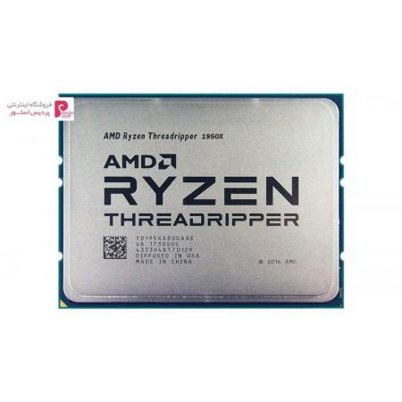پردازنده مرکزی ای ام دی مدل RYZEN Threadripper 1950X - 0